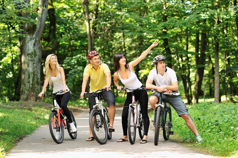 Какой к лету выбрать велосипед?