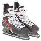 Коньки хоккейные 206 черные (218-272)
