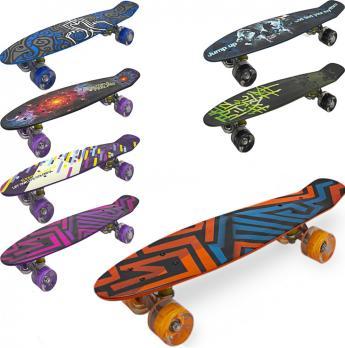 Скейт PENNI board ULSTRED пласт