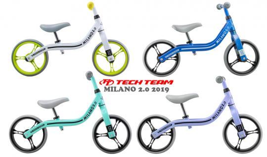 12 Беговел Milano 2.0