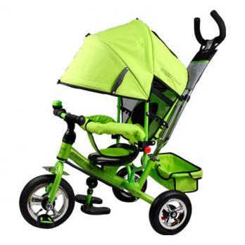 Велосипед трехколесный A22 (зеленый)