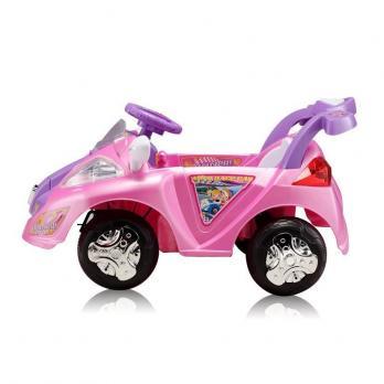 Электромобиль A 052  (Розовый)