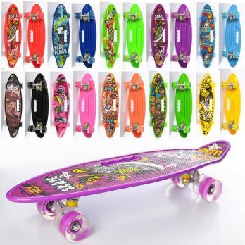 Скейт PENNI board NRG Y -06