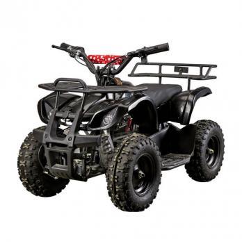 ЭлектроКвадроцикл Мотовездеход YACOTA 500 (красный/черный)