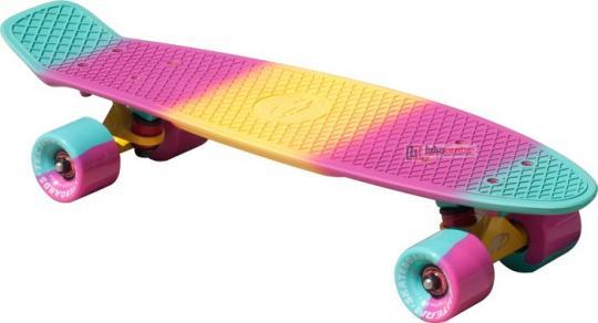 Скейтборд пластик Multicolor 22