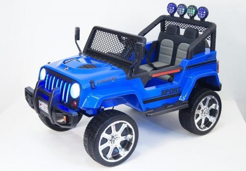 Электромобиль GB 017 (Синий)
