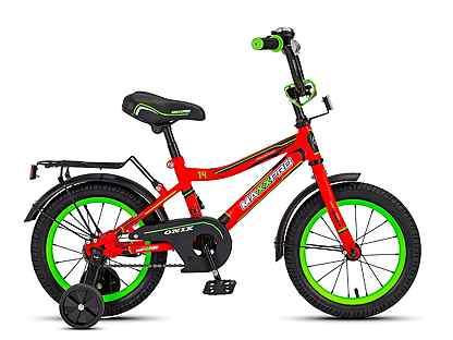 12 MAXXPRO ONIX (Красно-зеленый)
