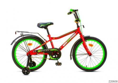 20 MAXXPRO ONIX (Красно-зеленый)